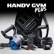 HANDY GYM PLUS - Poulie iso-inertielle portable