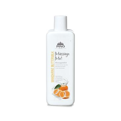 Lait de massage à la mandarine Massage Me !